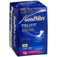 Huggies GoodNites GoodNites* Tru-Fit* Underwear Disposable Inserts Refill Pack -