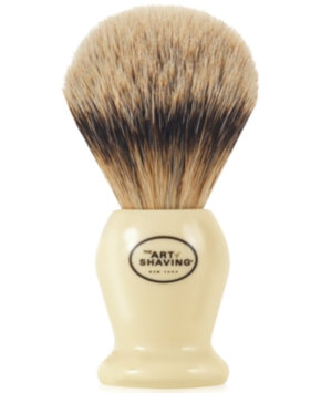 Art of Shaving The  Ivory Silvertip Badger Brush