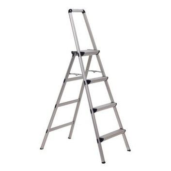 Core Distribution Step Stool: Xtend & Climb 4 Step Lightweight Aluminum Stepstool
