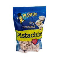 Planters Dry Roasted Pistachios, 12.75 OZ (Pack of 6)