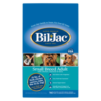 Bil-JacA Small Breed Adult Dog Food