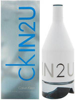 Calvin Klein ck IN2U Eau De Toilette Spray for Him