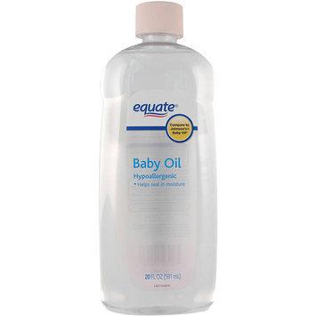 Equate Baby Oil Delicate 20 Fl Oz