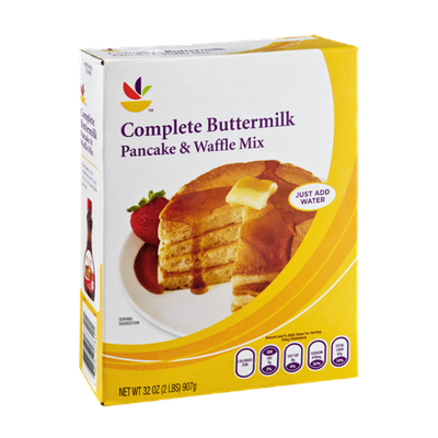 Ahold Complete Buttermilk Pancake & Waffle Mix