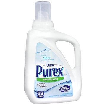 Ultra Purex Free & Clear Laundry Detergent Liquid