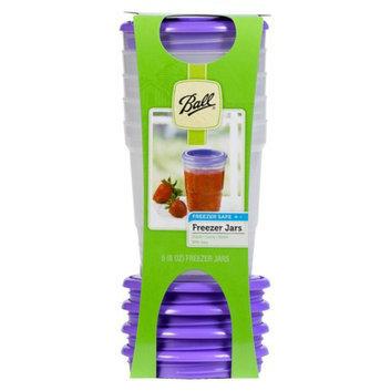 Ball 5ct Plastic Freezer Jars (8oz)