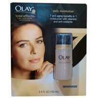 Olay Total Effects Daily Moisturizer 7 Anti-aging Therapies in 1 Formula 3.4oz