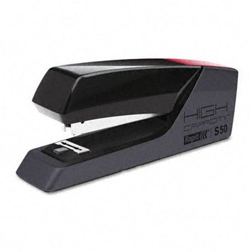 Rapid S50 High-Capacity SuperFlatClinch Desktop Stapler