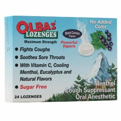 Olbas Maximum Strength Sugar Free Lozenges