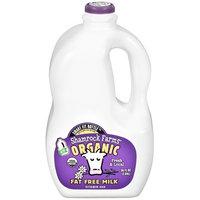 Shamrock Farms: Organic Fat Free Milk, 96 Oz