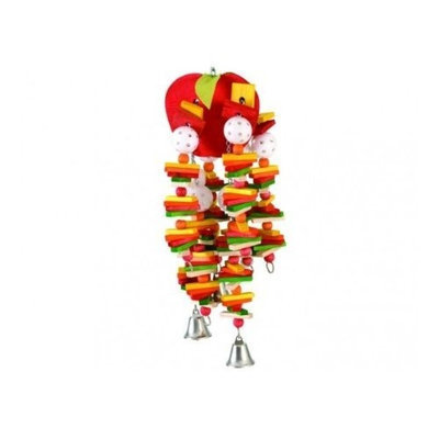 Caitec Bird Toys Caitec 653 Large Strawberry