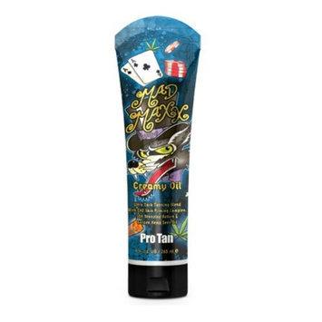Pro Tan Mad Maxx Maximizing Creamy Bronzing Oil for Men 9 Oz.