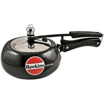 Hawkins M26 Contura Hard Anodised Pressure Cooker - 2 Litres