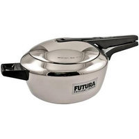 Hawkins F55 Futura Stainless Steel Pressure Cooker - 4 Litres