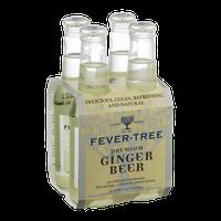 Fever-Tree Premium Ginger Beer - 4 CT
