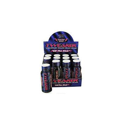 Tweakers Tweaker Grape Energy Shot - 12 Count Box