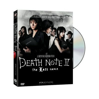 Viz Media Llc Death Note V02-last Name [dvd]