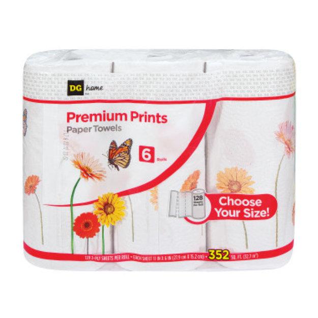 DG Home Paper Towels