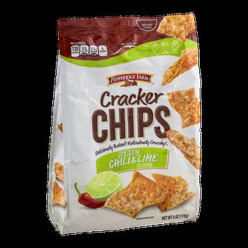 Pepperidge Farm® Cracker Chips Zesty Chili & Lime