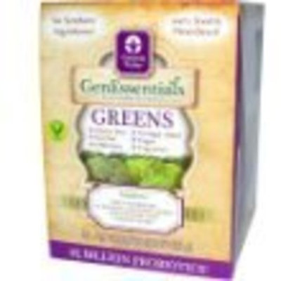 Essentials Greens Sachets Genesis Today Inc 15 Packet