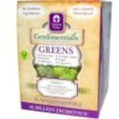 Essentials Greens Sachets Genesis Today Inc 15 Packet