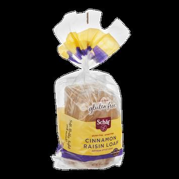 Schar Artisan Style Loaf Cinnamon Raisin