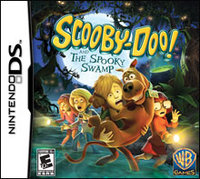 Warner Home Video Games Scooby-Doo! and the Spooky Swamp