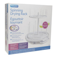The First Years Spin Store Dry Rack Organizer