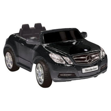 National Products LTD. Kid Motorz Mercedes Benz 6V Ride On - Black