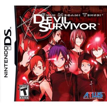 Atlus Shin Megami Tensei: Devil Survivor - Pre-Played