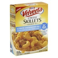 Velveeta Cheesy Ultimate Cheeseburger Mac made with 2% Milk 11.5 oz