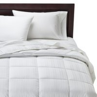 Fieldcrest Luxury Down Alternative Comforter - White (King)