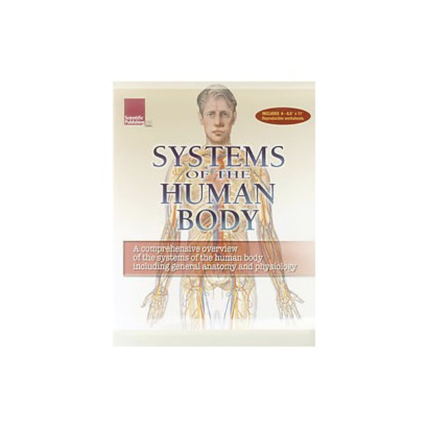Systems of the Human Body (Wallchart)