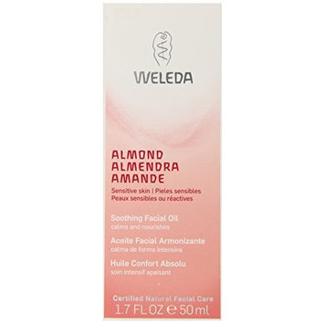 Weleda Almond Soothing Facial Oil, 1.7-Fluid Ounce