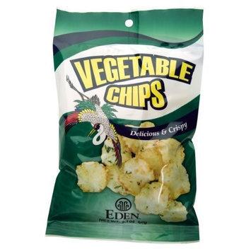 Eden Foods Vegetable Chips -- 2.1 oz