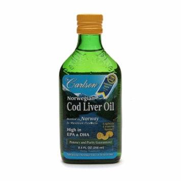 Carlson Norwegian Cod Liver Oil for Kids