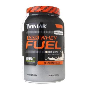 Twinlab Fuel 100% Whey Protein Fuel Vanilla Rush