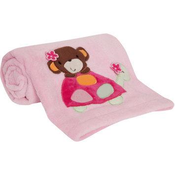 Bedtime Originals Jungle Sweeties Baby Blanket