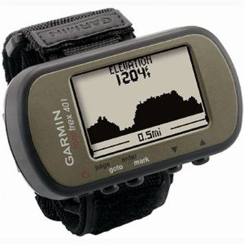 Garmin Foretrex 401 Portable Gps System