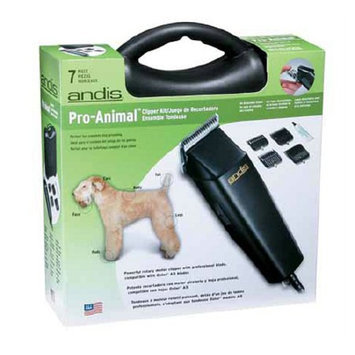 Andis Pro-Animal Clipper Kit