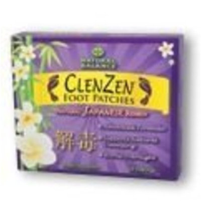 Natural Balance Clenzen Foot Patches, 14 Count