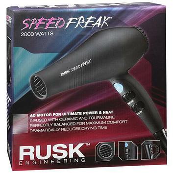 Rusk Speed Freak Hair Dryer