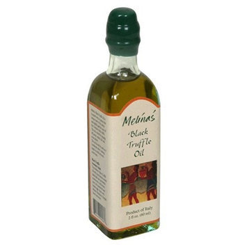 Melina's Black Truffle Oil, 2-Ounce Bottles (Pack of 4)