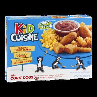 Kid Cuisine Mini Corn Dogs