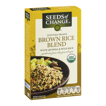 Seeds Of Change Brown Rice Blend