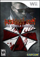Capcom Resident Evil Umbrella Chronicles