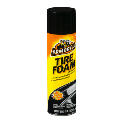 Armor Tire Foam Protectant