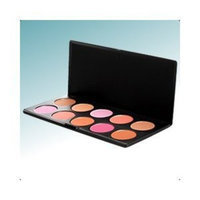 Bhcosmetics BH Cosmetics 10 Color Professional Blush Palette