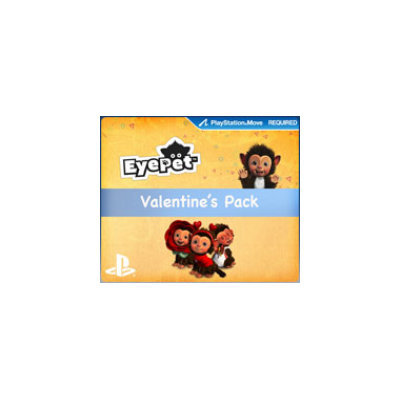 Sony Computer Entertainment EyePet Valentine's Pack DLC