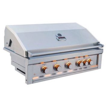 Sunstone Ruby 5 Burner Pro-Sear 42 w/IR- Natural Gas